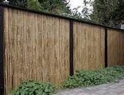 Cheap Privacy Fence Ideas - Bing Images