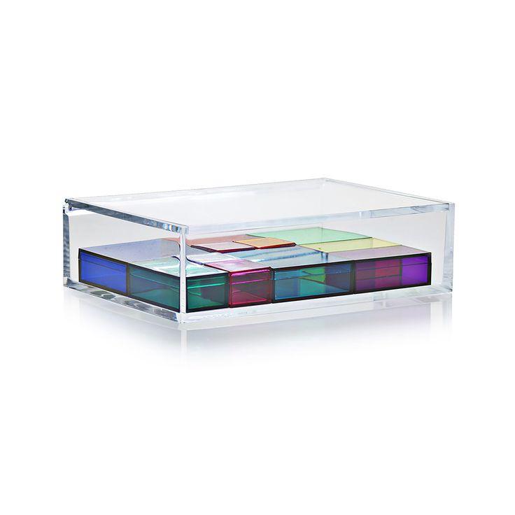 Discover the Nomess Copenhagen Jewellery Box - Multi-Colour at Amara
