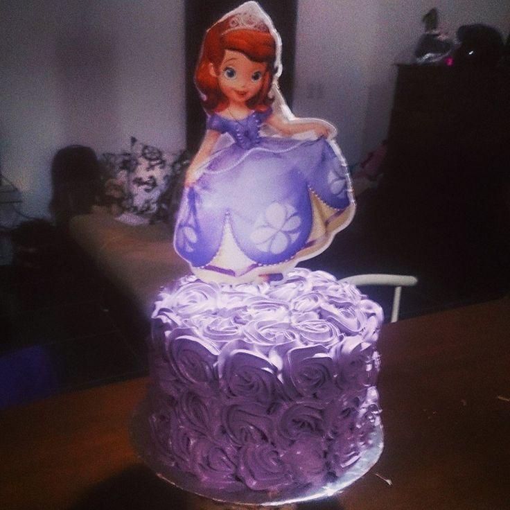 sofia Cake Icing