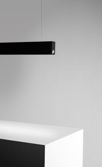 General lighting-Linear lights-Suspended lights-Anvil System-B.LUX