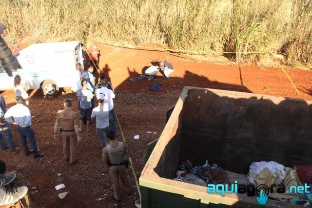 30/07/2015 - Maringá - assassinato de Fiscal em serviço