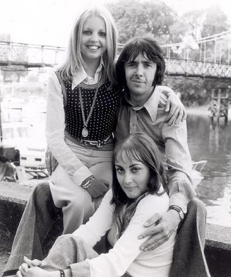 Sally Thomsett, Paula Wilcox and Richard O'Sullivan - Man About the House 1973