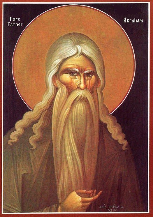Abraham Forefather 01. English — Mystical Gladness