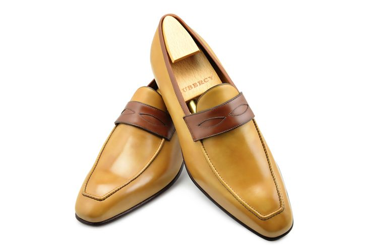 #Aubercy - Lupin - #Mocassin - Ligne Passion - Prêt à chausser - Ready to wear - Sur commande - Made to order - Veau - Calfskin - #LimitedEdition (3 ex)