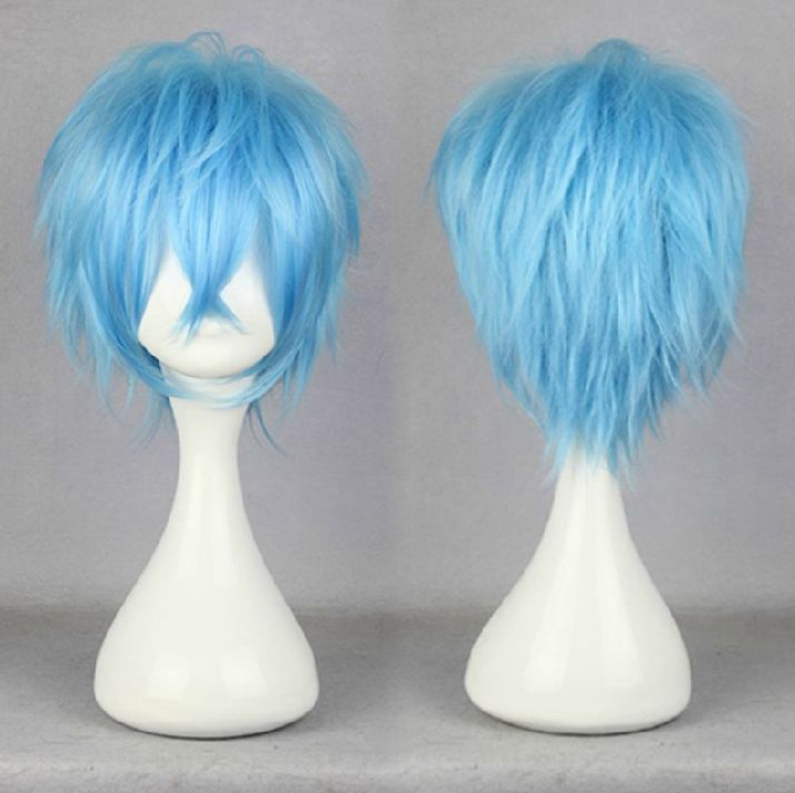 Wig Detail Karneval Karoku Wig Includes: Wig, Hair Net Length - 30CM Important Information: Fitting - Maximum circumference of 55-60CM Material - Heat Resistant Fiber Style - Comes pre-style as shown