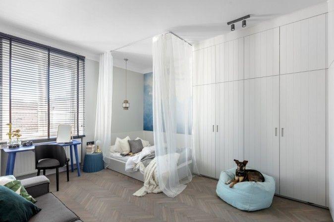 Mieszkanie w Warszawie II - Finchstudio • Projektowanie i aranżacja wnętrz • Wrocław