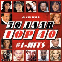 bol.com | 50 Jaar Top 40 #1 Hits, Various Artists | Muziek