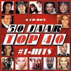 bol.com | 50 Jaar Top 40 #1 Hits, Various Artists | Muziek