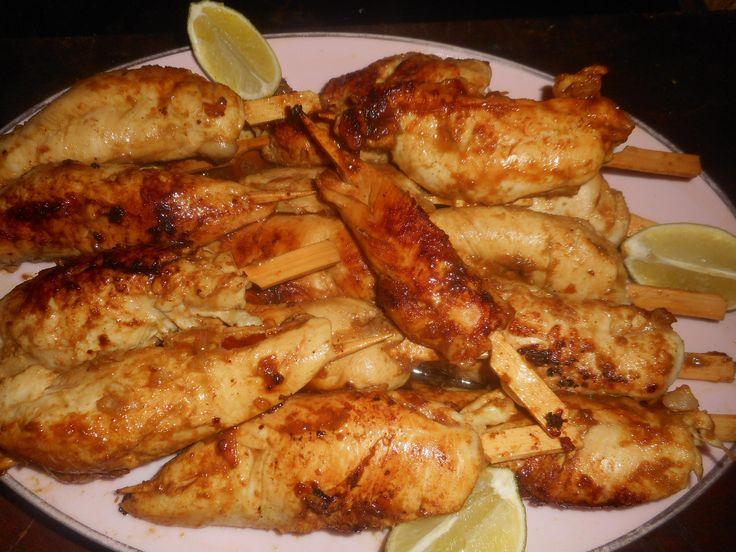 506 best recettes chinoises ou exotiques images on pinterest dishes flat irons and recipes - Cuisiner aiguillette de poulet ...