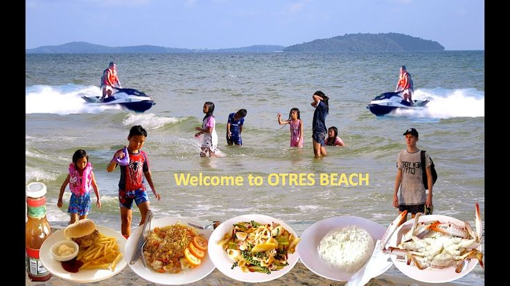 Otres Beach at Sihanoukville Province in Cambodia | The Most Beautiful B...
