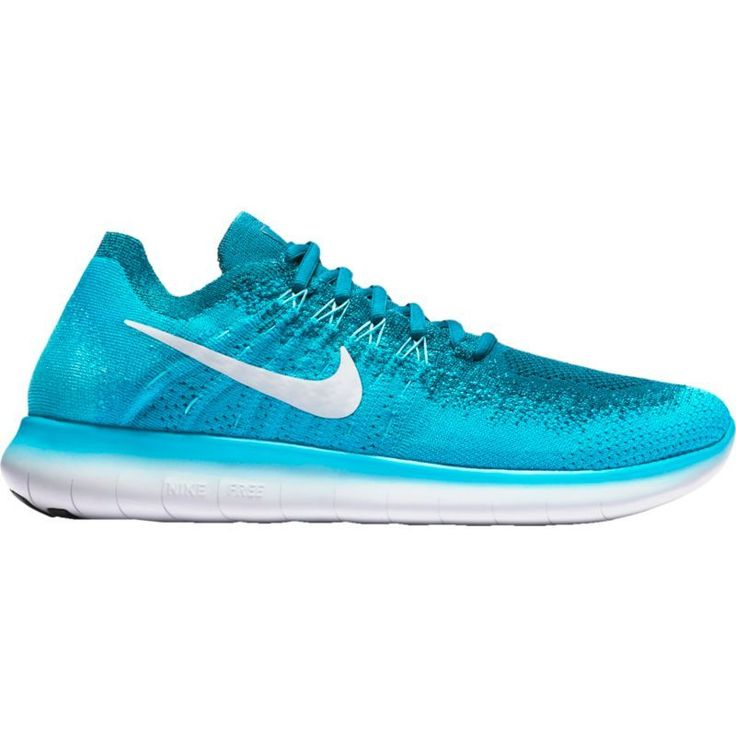 The Nike™ Men's Free RN Flyknit 2 Running Shoes feature Flyknit uppers and  injected unitsole (IU) foam midsoles.