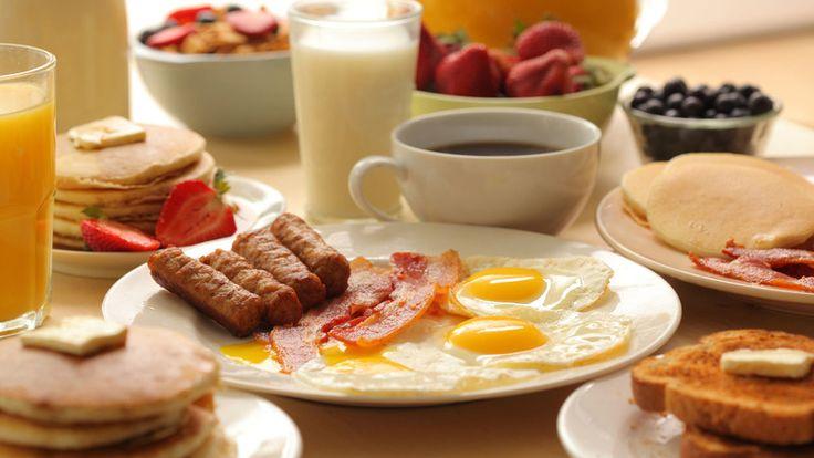 Prima colazione, nutriente e light per aiutarvi a perdere peso