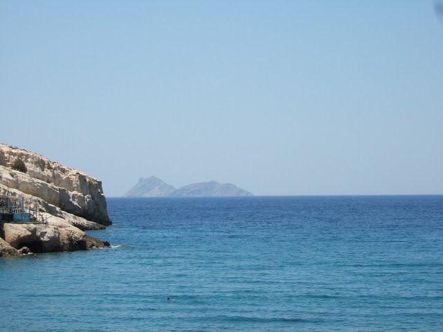 Cretan Cornucopia : Matala Musings