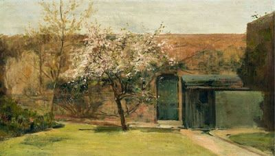 Blossoming Tree - Charles Conder
