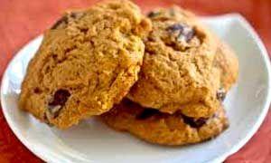Galletas de calabaza es una de las mejores y más deliciosas recetas de galletas…