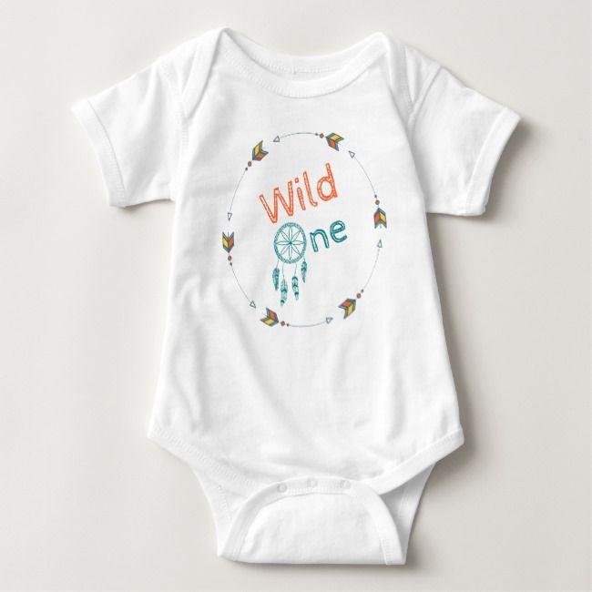 Baby bodysuit~Personalized ~Custom Baby bodysuit ~Dreamcatcher~ Boys and Girls~