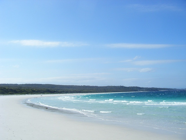 Hyams Beach (home of the whitest sand) and 5 other Dream Beaches for whatever mood you're in: Beach Homes, Beaches Home, Hyam Beaches, Dreams Beaches
