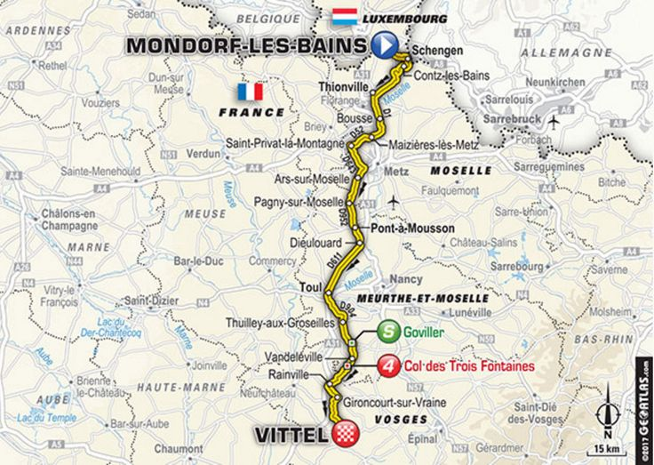 Tour de France LIVE: Updates and latest news as stage four begins with Thomas in yellow - https://buzznews.co.uk/tour-de-france-live-updates-and-latest-news-as-stage-four-begins-with-thomas-in-yellow -