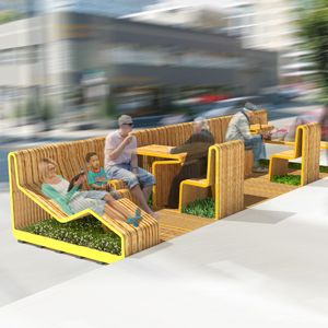 Design and Construction Firms available for Street Seats | Street Seats | The City of Portland, Oregon