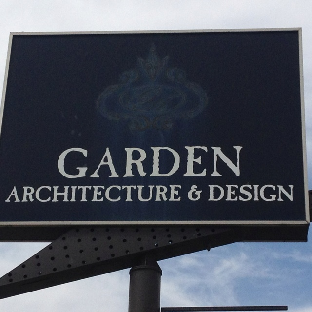 Garden Architecture and Design.