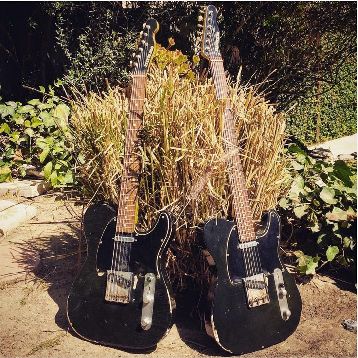 Pistolero Guitars