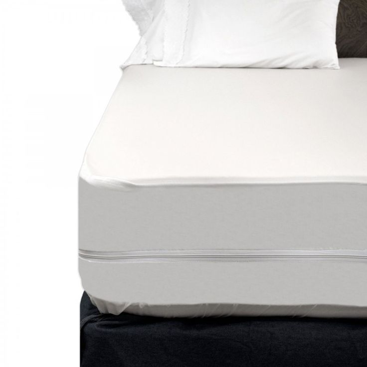Zippered Mattress Cover Bed Bugs