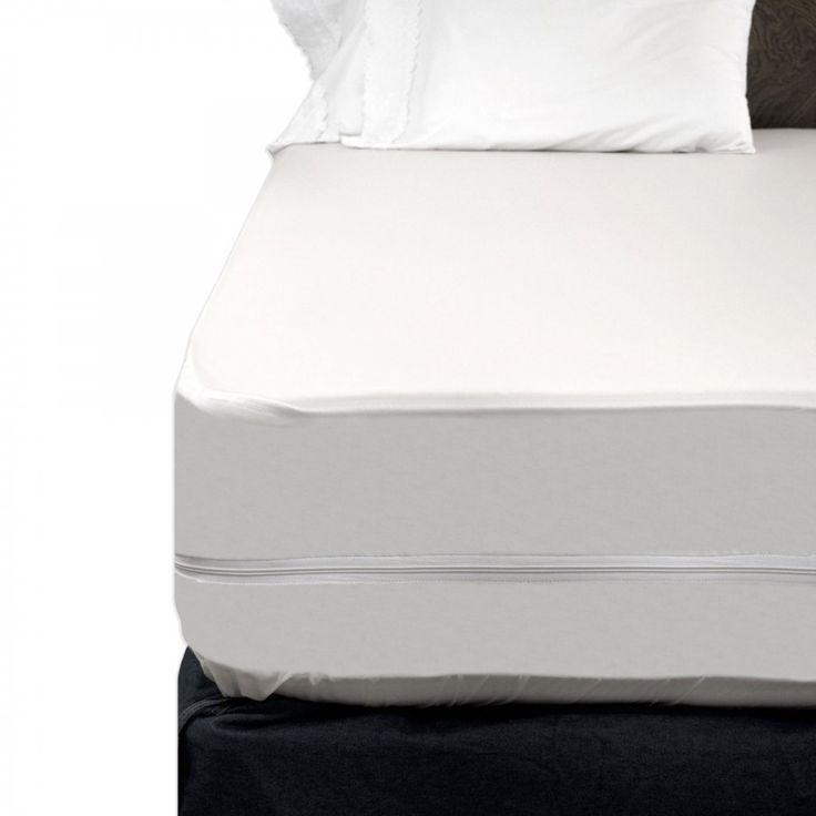Zippered Mattress Cover Bed Bugs