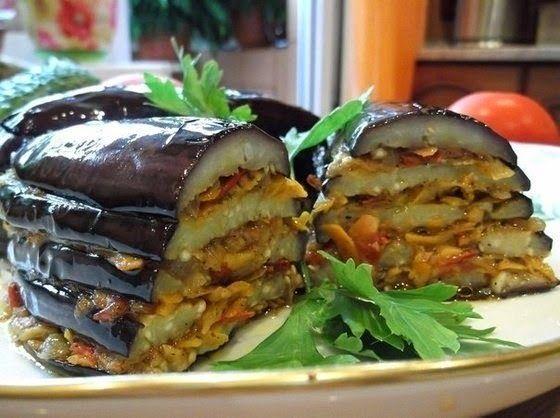 Самые вкусные рецепты: Баклажаны по-турецки