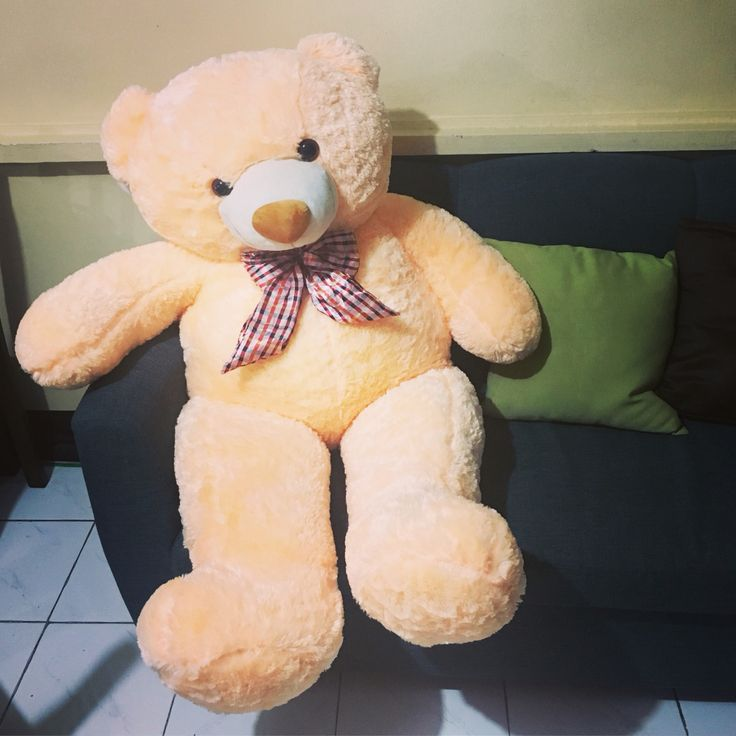 Human sized teddy bear