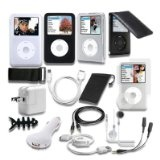 15-Item iPod classic Accessory Bundle (Electronics)By DigitalsOnDemand