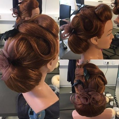 Updos for exams
