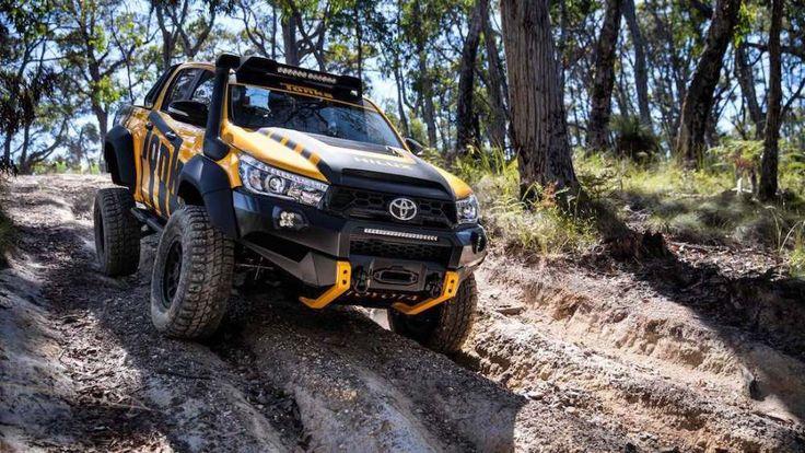 Toyota Hilux Tonka: Este nuevo concepto da vida al juguete que siempre habías soñado   MEGA RICOS
