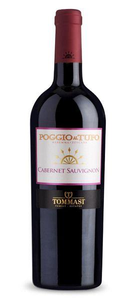91 point from Wine Spectator - Tommasi Cabernet Sauvignon Toscana Poggio al Tufo 2011, $16.95 (http://www.liquiddiscount.com/tommasi-cabernet-sauvignon-toscana-poggio-al-tufo-2011/)