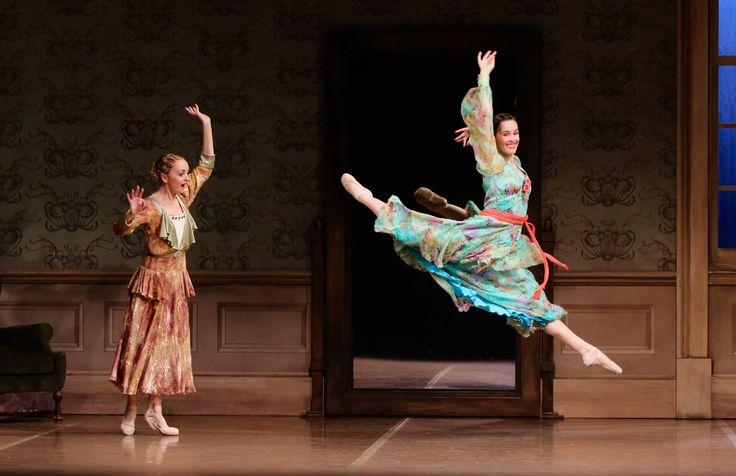 Melissa Boniface and Sarah Hepburn in Cinderella. Photo by Emma Fishwick