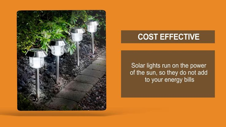 Solar Lights Review - Why Solar Lights Are the Best
