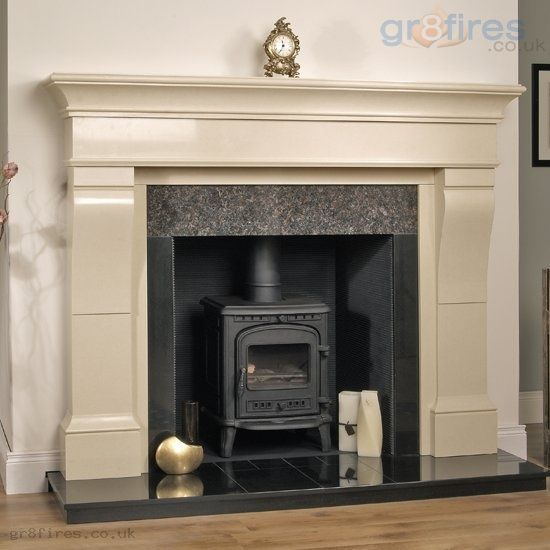 Choosing a fireplace surround for your wood-burning stove | Gr8 Fires Blog