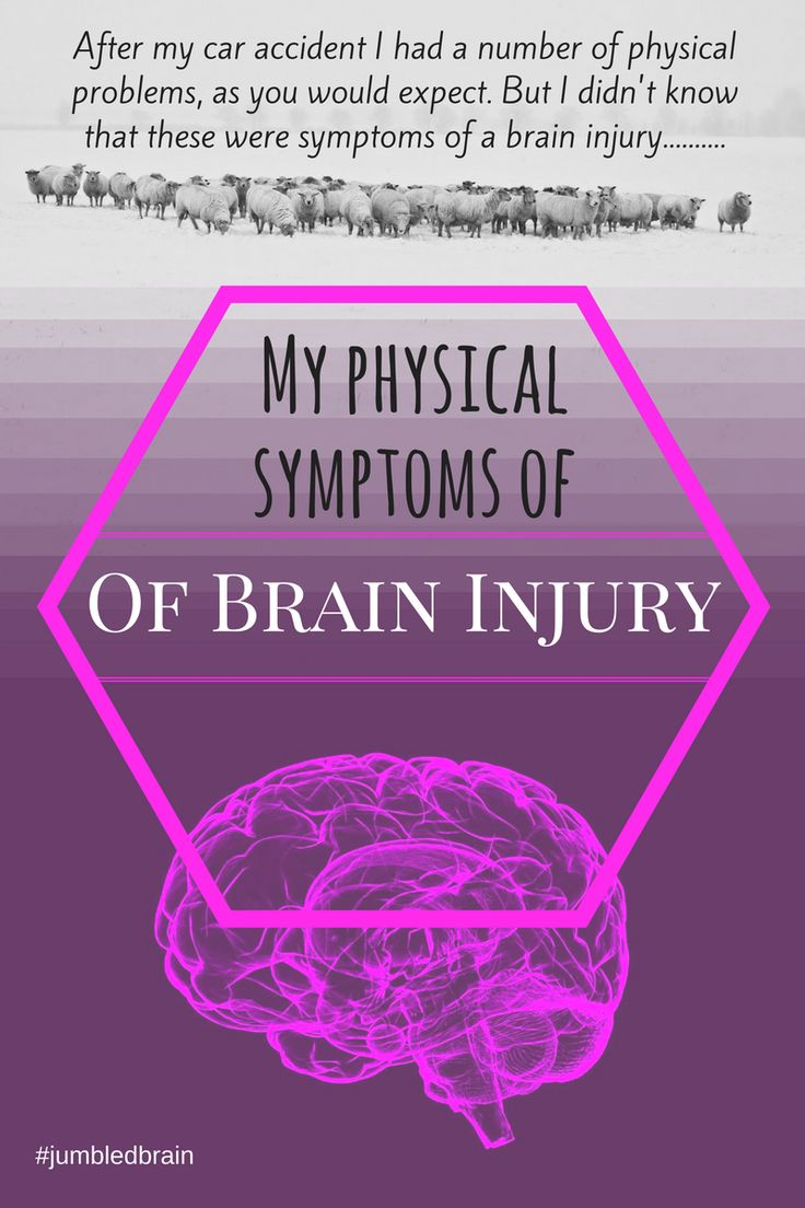 Why didn't they tell me I had a brain injury?