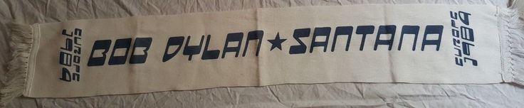 http://www.ebay.de/itm/BOB-DYLAN-Santana-Souvenir-Scarf-Europe-tour-1984-RARE-and-unique-/172506870654?hash=item282a35f37e:g:~9cAAOSw241Yjoss