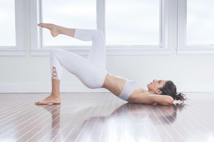 30-Day Pilates Body Challenge: Day #25 ('Inner Thigh Burn' Lauren Hefez)