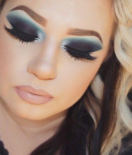 Thick Heavy Eye Shadow Makeup Makeupwithtammy Makeup