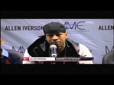 Allen Iverson announces his retirement - http://finance.bruisedonion.com/572/allen-iverson-announces-his-retirement/