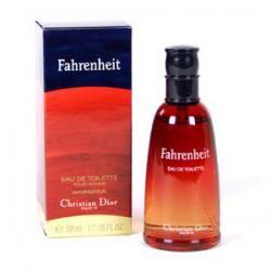 Scente - Интернет магазин парфюмерии. Christian Dior Fahrenheit -- Купить духи, туалетную воду. Отзывы.