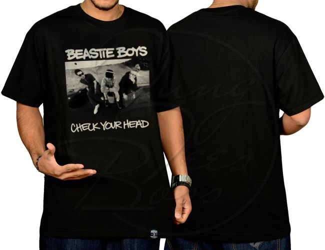 Beastie Boys Check Your Head T-shirt For Men's