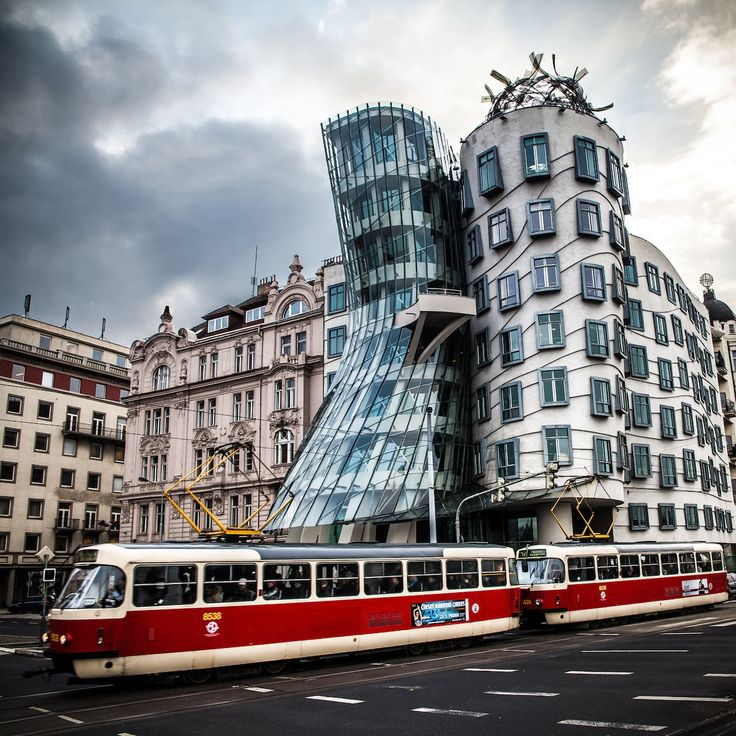 Dancing House - Unknown World