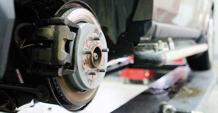How to Change Brake Pads - Napa Auto