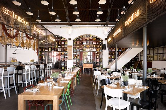 Mercat Restaurant in Amsterdam