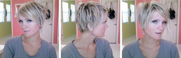 Dear Whippy: Haircut Part 1.