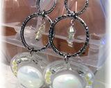 Recycled Mosaic Earrings