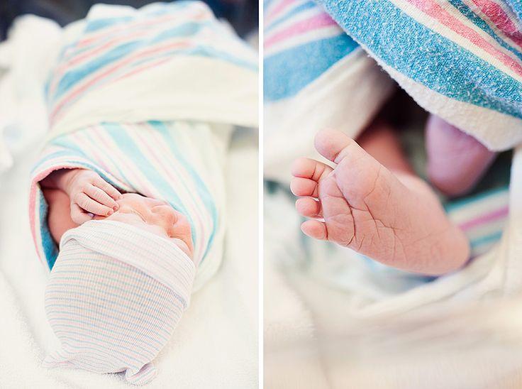 Those feet! Birth photography