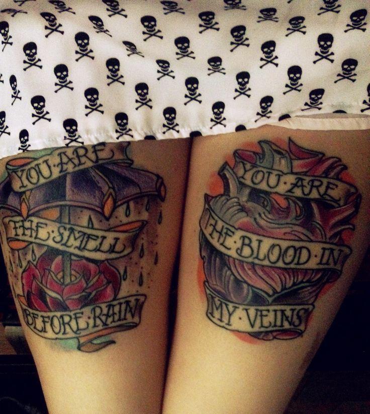 Lyric brand new you won t know lyrics : 26 best Brand New Inspired Tattoos images on Pinterest | Brand new ...
